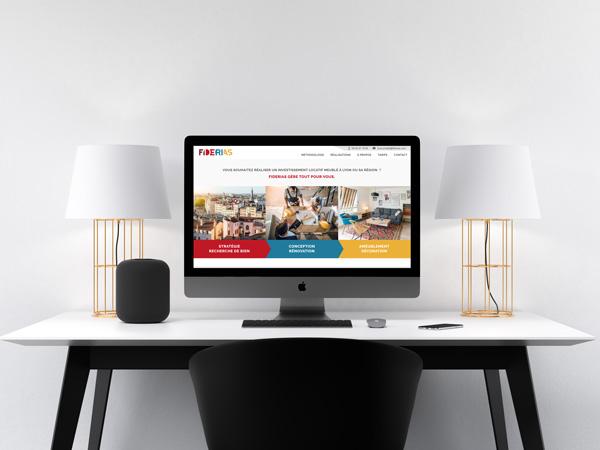 Mockup site e-commerce Blacksheep Vanlife